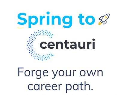 Spring to Centauri