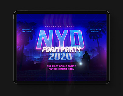 New Year's Day Festival 2020