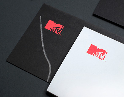 MTV Stationery
