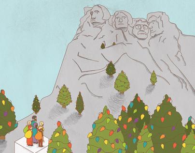 NPR Editorial Illustrations
