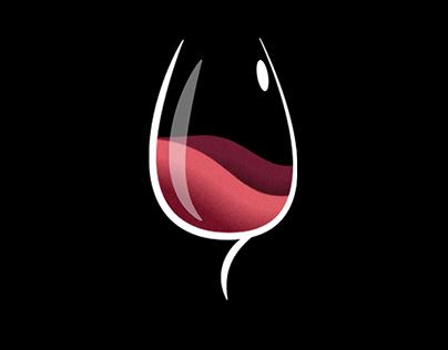 Wine Glass Animation