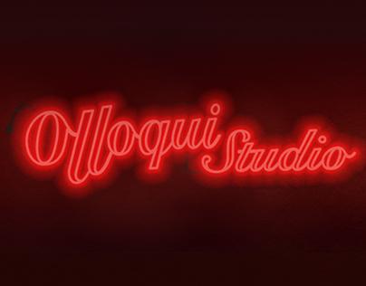 Olloqui Studio website