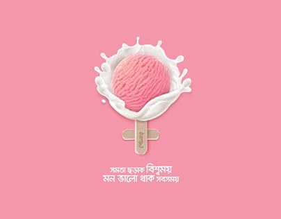 Women's day I Polar Ice Cream
