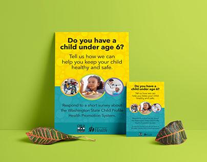 Child Health Survey Invitation