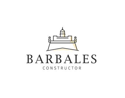 Diseño de Logo Barbales Constructor