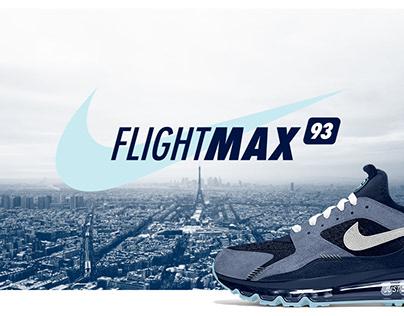 Nike Flightmax 93 — Footwear Design