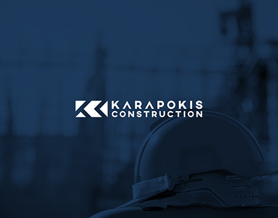 Karapokis Construction - Branding