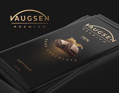 Chocolate logo & packaging design