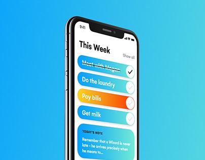Nota To-Do List App