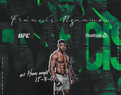 FRANCIS NGANNOU | THE PREDATOR | UFC