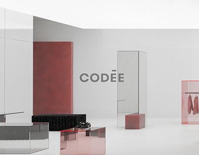 """""""CODÉE"""" Interior Design"""