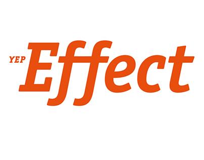 YEP Effect magazine