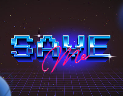 """"""" Save Me """" Motion Graphics Project"""