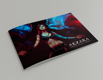 Akzara: Coreógrafa, bailarina y profesora