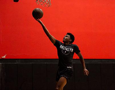 Basketball Practice 7/29