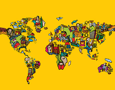 MAPA MORADIA | ONU