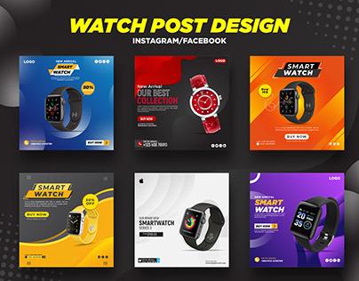 A Smartwatch & Watch Post Design Collection/Bucket