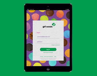 GSA Digital Cookie App