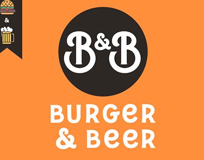 Burger & Beer logo