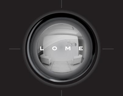 LOME | logo