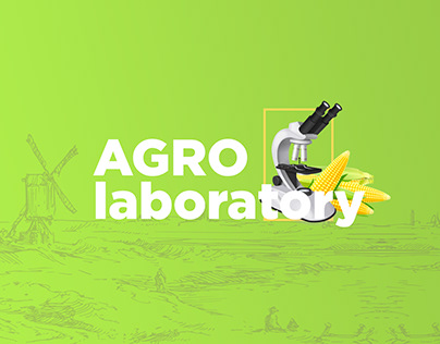 Website of the Agronomic laboratory