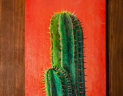 Cactus Paint
