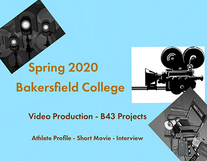 Bakersfield College Class Projects