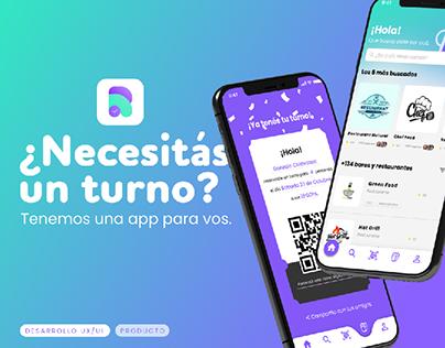 Reservadísimo | App de turnos