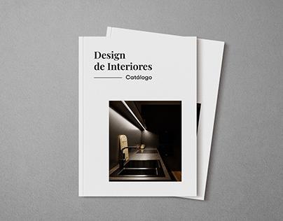 Design de Interiores - Catálogo