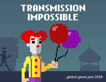 Transmission Impossible - Global Game Jam 2018