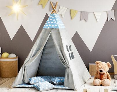 Tent For Children