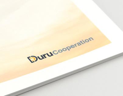 Duru Cooperation Brochure Design