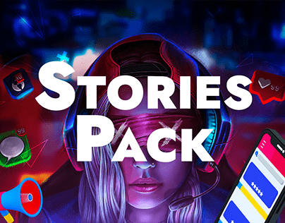 Stories pack | 2021