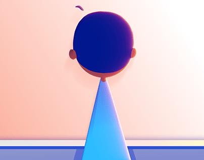 Create-a-Cap Program Animation
