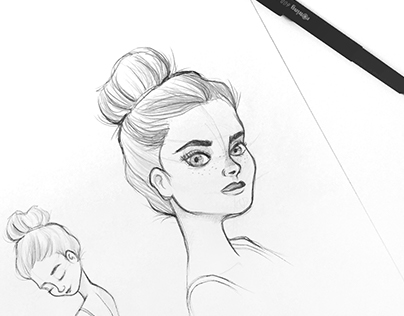 WIP. Sketching in different languages