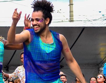 Ator/ performer Gaymada (2015 - )