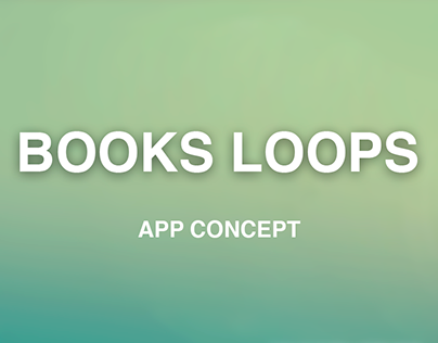 BookLoops app for paper book lovers (RDC 2015)