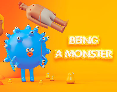 Being a Monster