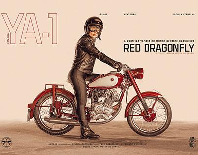 Yamaha Motor Brasil 50 anos - Red Dragonfly
