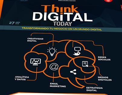 Revista Think Digital Today - 2016