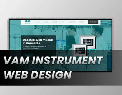 Vam web design