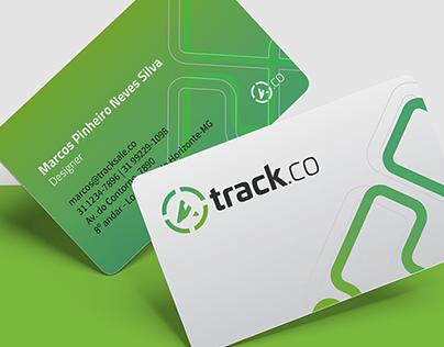 Track.co - Sistema de Identidade Visual