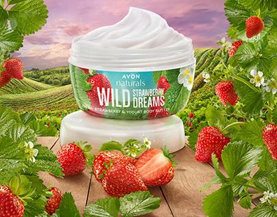 Avon Wild Strawberry