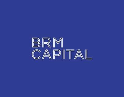 BRM Capital: Brand Identity