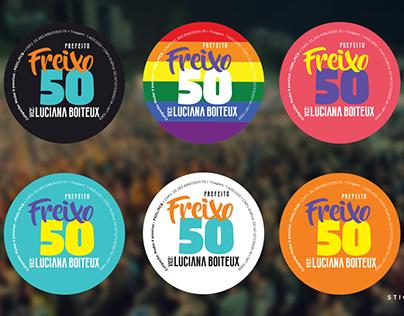 Marcelo Freixo Mayor of Rio Campaign 2016