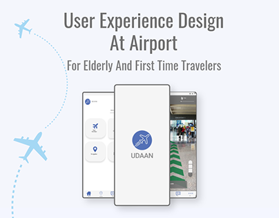 UI+UX+AR at Airport: Research project