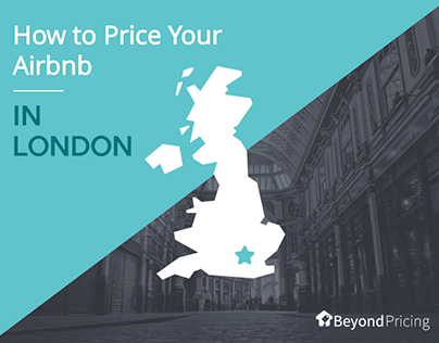 Beyond Pricing London Slide Deck