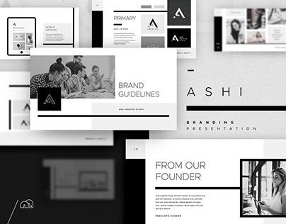 Branding Presentation - Ashi