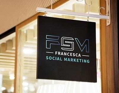Work Graphic - Francesca Peresson - Social Marketing