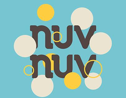 NuvNuv Gelato | Brand Identity